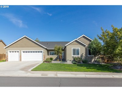Hermiston Single Family Home For Sale: 2119 NW Dawn Dr