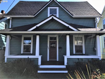 Coos Bay Single Family Home For Sale: 1041 Central