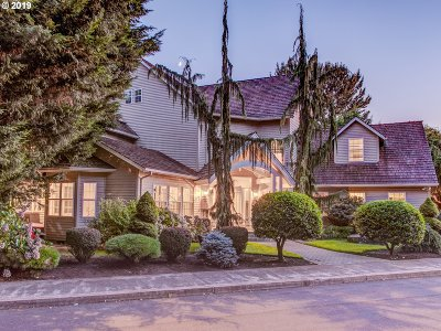 Vancouver Single Family Home For Sale: 15813 SE Rivershore Dr