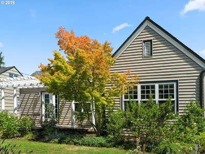 Portland Single Family Home For Sale: 3124 NE 24th Ave