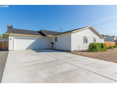 Hermiston Single Family Home For Sale: 995 E Main St