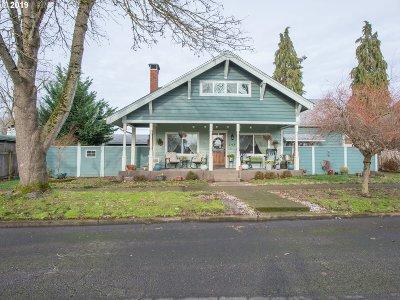 Junction City, Harrisburg Single Family Home For Sale: 249 Monroe St
