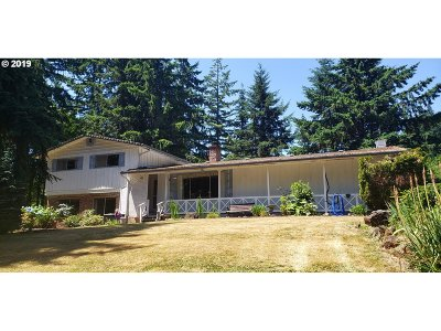 Cottage Grove, Creswell Single Family Home For Sale: 79528 Abbott Ln