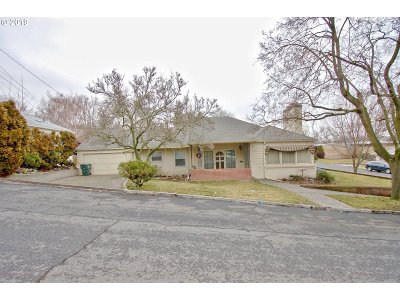 Pendleton Single Family Home For Sale: 500 NW 4th St