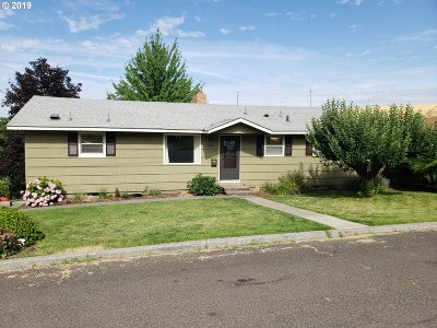 Pendleton Single Family Home For Sale: 823 NW 5th St