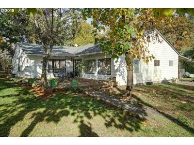 Salem Single Family Home For Sale: 5588 Riverdale Rd