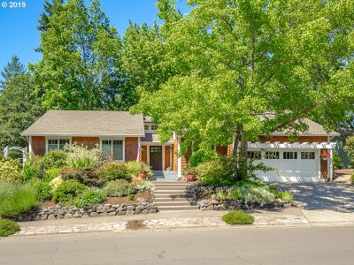 Lake Oswego Single Family Home For Sale: 4224 Albert Cir