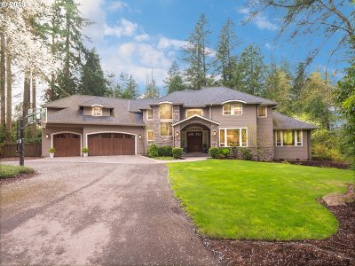 Multnomah County Single Family Home For Sale: 8625 SW 54th Ave