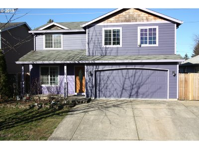 Single Family Home For Sale: 107 NE 201st Ave