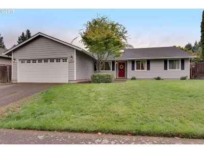 Tualatin Single Family Home For Sale: 20969 SW 84th Ave