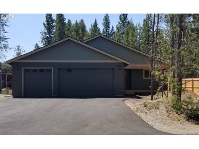Bend Single Family Home For Sale: 17219 Pintail Dr