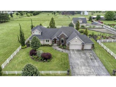 Brush Prairie Single Family Home For Sale: 18611 NE 204th Ave