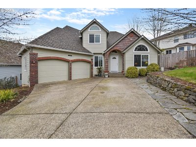 Beaverton Single Family Home For Sale: 6380 SW Timberland Pl