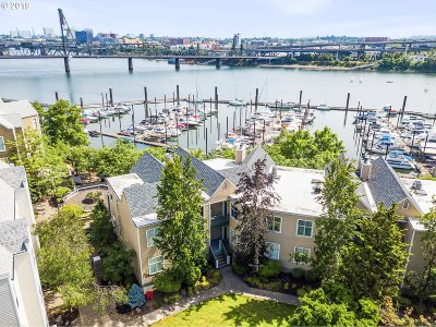 Portland Condo/Townhouse For Sale: 225 SW Montgomery St #G9