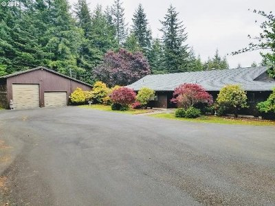 North Bend Single Family Home For Sale: 93864 Shutters Landing Ln