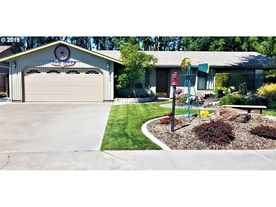 Umatilla County Single Family Home For Sale: 850 SW 13th Pl
