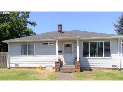 Woodburn Single Family Home Pending: 717 S Front St