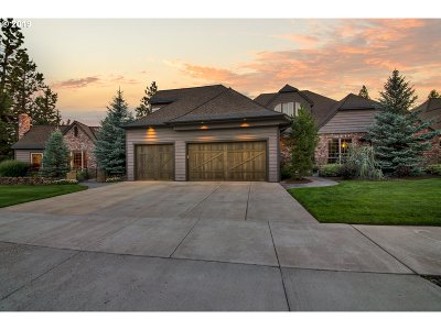 Bend Single Family Home For Sale: 61225 Gorge View St