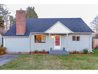 Camas Single Family Home For Sale: 156 SE Whitney St