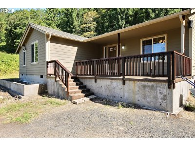 Woodland Single Family Home For Sale: 160 N Burke Rd