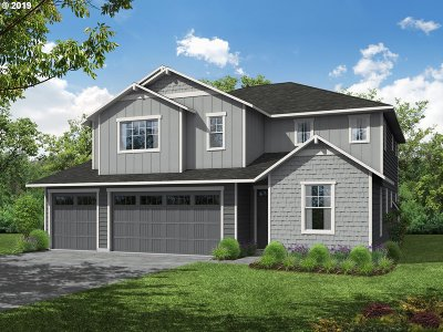 Sandy Single Family Home For Sale: 15302 Salmonberry Ave #Lot 8