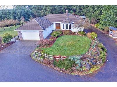 St. Helens Single Family Home For Sale: 60975 Gensman Rd
