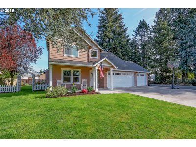 Vancouver Single Family Home For Sale: 15514 NE 96th St