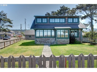 Seaside Single Family Home For Sale: 1351 S Prom