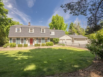Single Family Home For Sale: 14955 NW West Union Rd