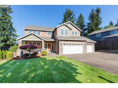 Oregon City Single Family Home For Sale: 16187 Widman Ct