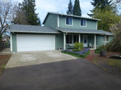 Stayton Single Family Home Pending: 439 E Ida St