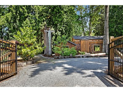 Single Family Home For Sale: 13560 NW Springville Rd