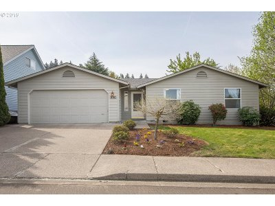 Salem Single Family Home Sold: 990 NW Jev Ct