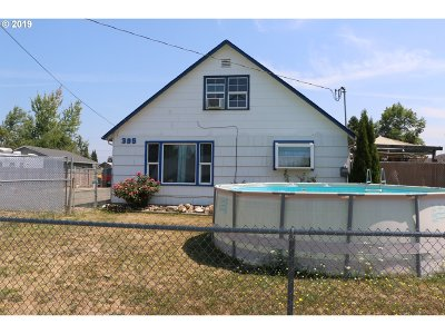 Springfield Single Family Home For Sale: 395 36th St