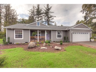 Gearhart Single Family Home For Sale: 202 Spruce Ave