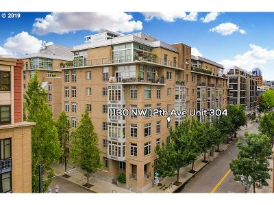 Portland Condo/Townhouse For Sale: 1130 NW 12th Ave #304