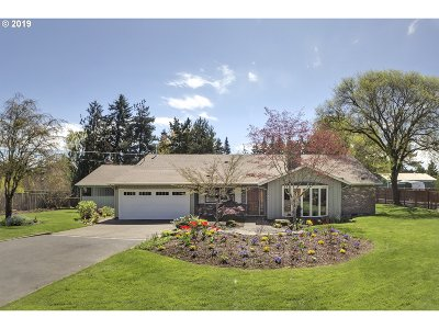 Hillsboro Single Family Home For Sale: 602 NE Evergreen Rd