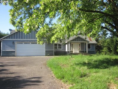 Ridgefield Single Family Home For Sale: 1620 NW 189th St