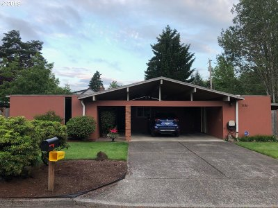 Portland Single Family Home For Sale: 7195 SW 86th Ave
