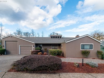 Eugene Single Family Home For Sale: 2515 W 21st Ave