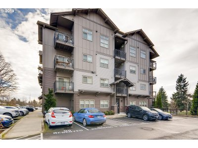 Beaverton Condo/Townhouse For Sale: 13875 SW Meridian St #320