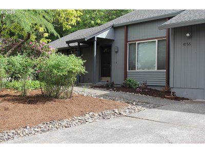 Portland Single Family Home For Sale: 4755 NW Shaniko Ct