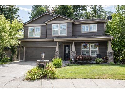 Cottage Grove, Creswell Single Family Home Bumpable Buyer: 214 Pebble Beach Dr
