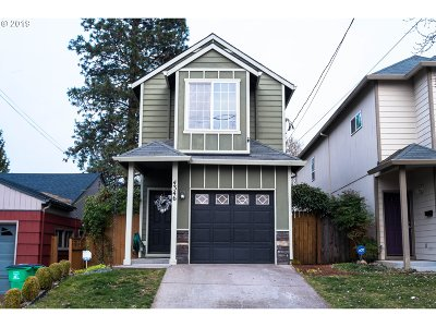 Single Family Home For Sale: 4346 NE 69th Ave