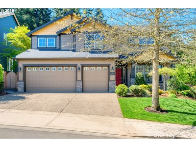 Tigard Single Family Home For Sale: 13805 SW Sandridge Dr