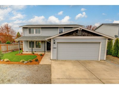 Woodburn Single Family Home For Sale: 1743 W Lincoln St