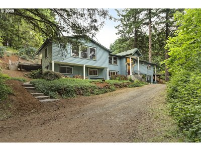 Washington County Single Family Home For Sale: 44095 NW Elk Mountain Rd