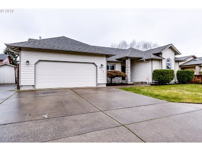 Eugene Single Family Home For Sale: 615 Edwards Dr