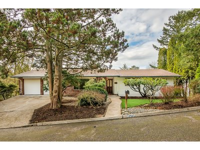 Single Family Home For Sale: 10541 SW 63rd Dr