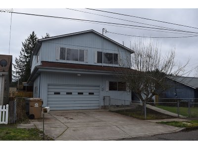 Sweet Home Single Family Home Sold: 1875 Grape St